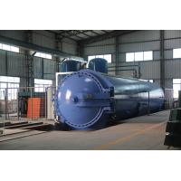 Quality Horizontal High Pressure Composite Autoclave Pressure Vessel Of Aircraft Making for sale