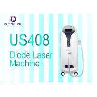 Buy cheap 808nm Diode Laser Hair Removal Depilation Machine 1-10HZ Frequency from wholesalers