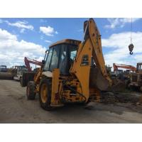 China 2011 Year Used Backhoe Wheel Loader , JCB  Wheel Loader Single Reverse Gears on sale