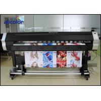 Buy cheap Automatic Feeding Large Format Solvent Printer 4 Color DX5 Head 1440dpi from wholesalers