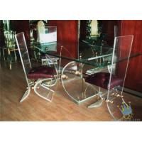 China acrylic used bar furniture wholesale