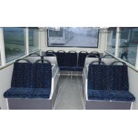 Quality Small passengers airport apron bus VIP decoration 56 passengers standing area for sale