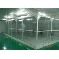 Quality Class 1000 (ISO 6) Clean Booth Modular Clean Room/ Softwall Clean Room for sale