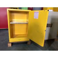 Quality Flammable Storage Containers , Chemical Storage Cabinets For Laboratory for sale