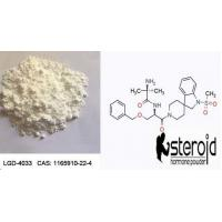 China Anti - Cancer SARMS Bodybuilding Steroid LGD -4033 / Anabolicum CAS 1165910-22-4 wholesale