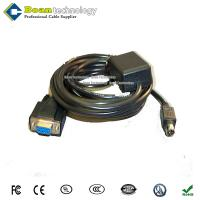 China Programming Cable Replacement SC09-FX Cable for FX series PLC with 8 pin wholesale