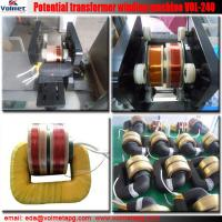 China best selling automatic voltage transformer winding machine wholesale