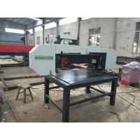 China wood pallet board trim saw/pallet dismantler / pallet cutting horizontal band sawmill for sale wholesale