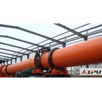 China Professional Cement Plant Rotary Kiln Dryer With Capacity 120 - 200t/h ISO CE IQNet wholesale