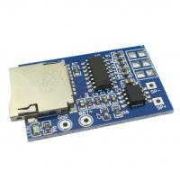 Quality TF Card MP3 Decoder Board With 2W Power Decoding Module 3.7-5V Mixed Mono for sale