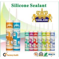 China Low Modulus Aquarium Silicone Sealant High Temperature Sealing Adhesive on sale