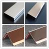China stainless steel channel trim, angle trim,shape( U, J, Z,L,T) trim, decorative trim wholesale