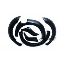 China 19cm Black Pickup Fender Flares Wheel Eyebrow ABS Plastic For  Ranger T6 2012+ wholesale