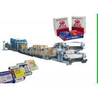 China Sugar Granule Bag Paper Tube Making Machine With NSK Bearing wholesale