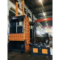 Buy cheap Vertical Press Bale Push Out By Cylinder Bale Machine For Compress Waste Paper from wholesalers