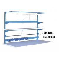 Buy cheap Blue Adjustable Heavy Duty Work Table Organizer For Bins Bolts And Nuts Connect from wholesalers