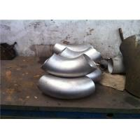 China 304 Duplex Stainless Steel Pipe Fittings 45 Degree Elbow For Pipeline ISO9001 wholesale