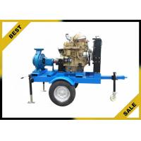 China 220m³ Flow Agricultural Diesel Irrigation Pump 36kw Rated Power With Water Cooling System wholesale