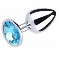 China 3 Size Sets Many Colors Anal Sex Toys Jewelry Stainless Steel Anal Butt Plug Toys wholesale