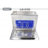 China SUS304 4 Liter PCB Digital Ultrasonic Cleaner Bath Ultrasonic Washer wholesale