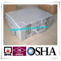 China ISO Fire Resistant Filing Cabinets / Safety Storage Cabinets With GPS Tracking wholesale