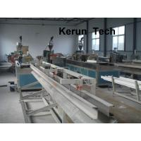 Quality Outdoor Decoration WPC Decking Wood Plastic Composite Production Line for sale
