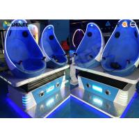 Quality Luxurious Virtual Reality / VR 9d Cinema Simulator Game Machine For Shopping for sale