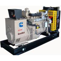 China Cummins 6BT5.9-G2 Powered Electrical Diesel Generator For 100 Kva Continuous wholesale
