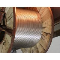 China Seamless Duplex Stainless Steel Coil Tubing S32205 Coiled Capillary Tubing wholesale