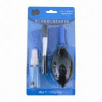 China Camera Lens Cleaning Pen Kit, Includes Bottle, Cleaner and Brush wholesale