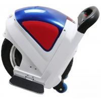 China White Electric Self Balancing Unicycle With Armrest , Battery Powered Unicycle wholesale