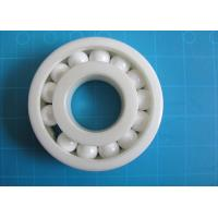 China Full Ceramic Ball Bearings ZrO2 Full Ceramic Bearings 1300 HRC wholesale
