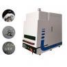China Enclosed Desktop Type MINI Fiber Laser Marking Machine for Industrial Marking 20W wholesale