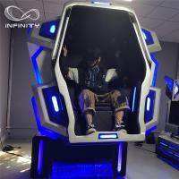 China Funny Experience 9D VR Motion Simulator Full Immersive Amusement 4KW wholesale