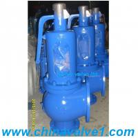 China WCB Standard DIN Spring Loaded Pressure Safety Valve,thermal relief valve on sale
