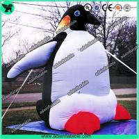 China Inflatable Penguin Animal,Inflatable Penguin Mascot,Inflatable Penguin Character wholesale