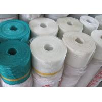 China Colorful Fiberglass Reinforcing Mesh Alkaline Resistant With C - Glass Yarn Type wholesale