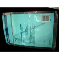 China Promotional Custom Printed Packaging Bags #H HDPE Heat Resistant on sale