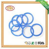 Buy cheap Blue Nbr O Ring Rubber Seal Oil Resistance For Machinary product