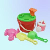 The sandy beach combination toy
