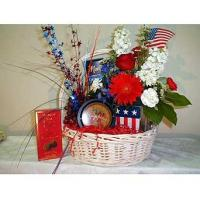 China I LOVE AMERICA Gift Basket [CL2020] wholesale