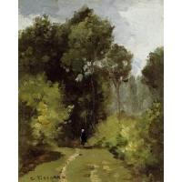 China Impressionist(3830) In_the_Woods_2 wholesale