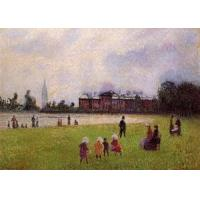 China Impressionist(3830) Kensington_Gardens,_London wholesale