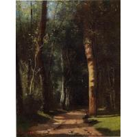 China Impressionist(3830) In_the_Woods_1 wholesale