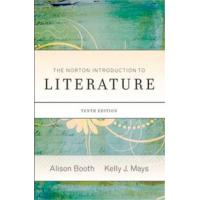 China Anthologies The Norton Introduction to Literature The Norton Introduction to Literature wholesale