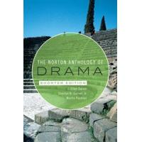 China Anthologies The Norton Anthology of Drama The Norton Anthology of Drama wholesale