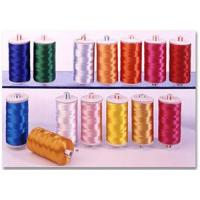 China Shuttle embroidery thread wholesale