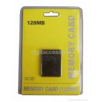 China Ps2 Memory Card 8m/16m/32m/64m/128m on sale