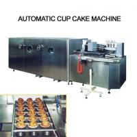 China cup cake prodcution line wholesale