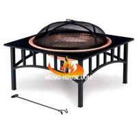China Outdoor Fire Pit Table Hearth wholesale